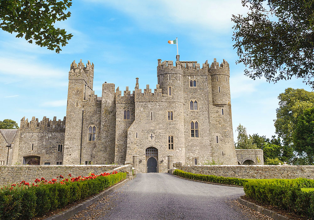 Visit Ireland and stay in our Irish Castle