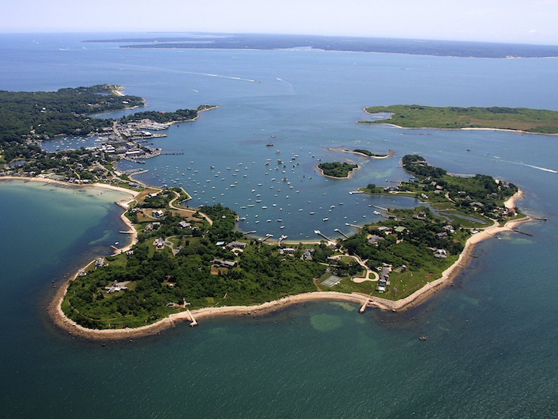Woods Hole Entrance Channel Dredging/Deepening
