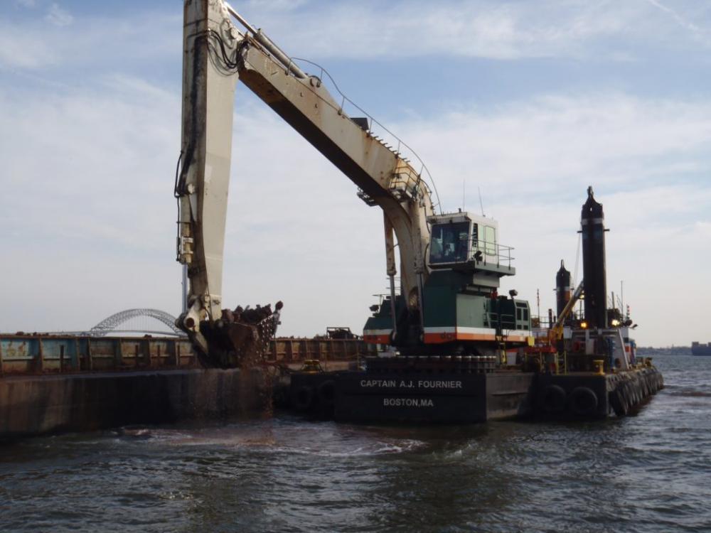 Arthur Kill Channel Navigation Improvement Project, Contract 11 (S-NB-2/S-AK-1)