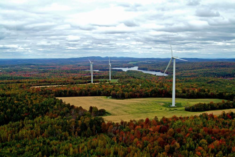 Beaver Ridge Wind Farm