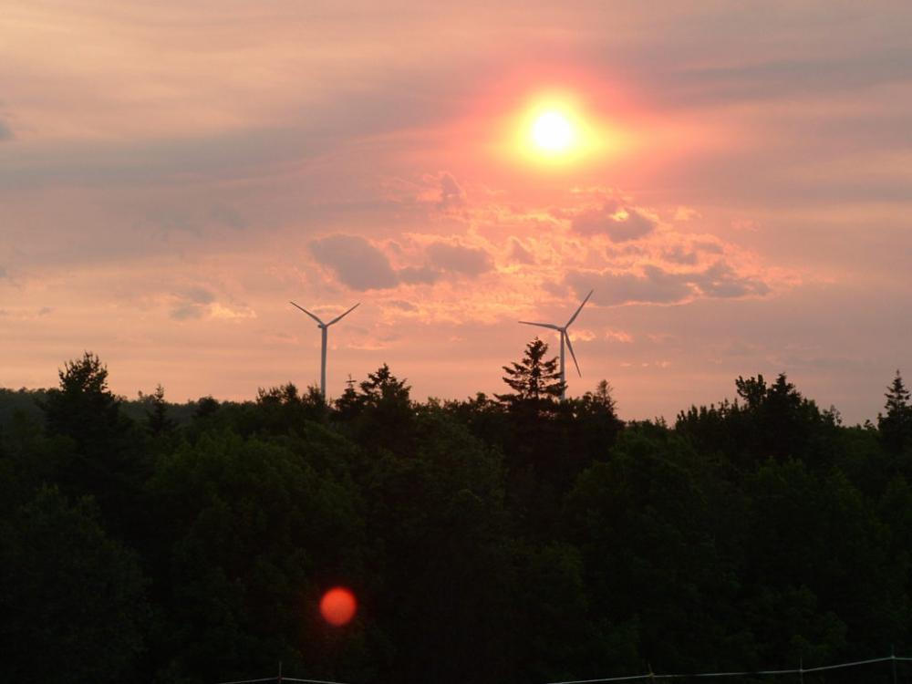 Beaver Ridge Wind Farm