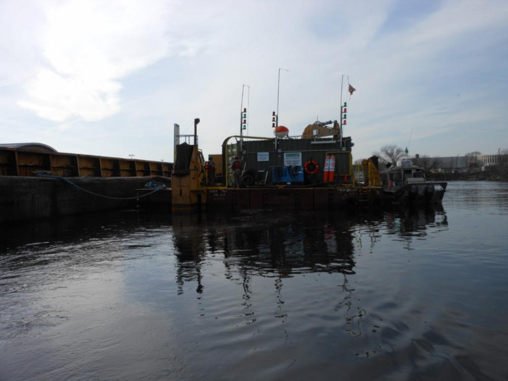 Paerdegat Basin Remediation Dredging