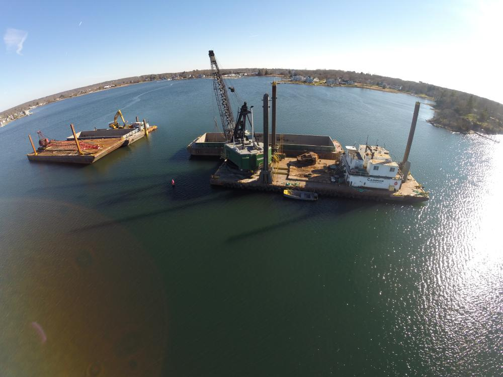 Mystic River Maintenance Dredging