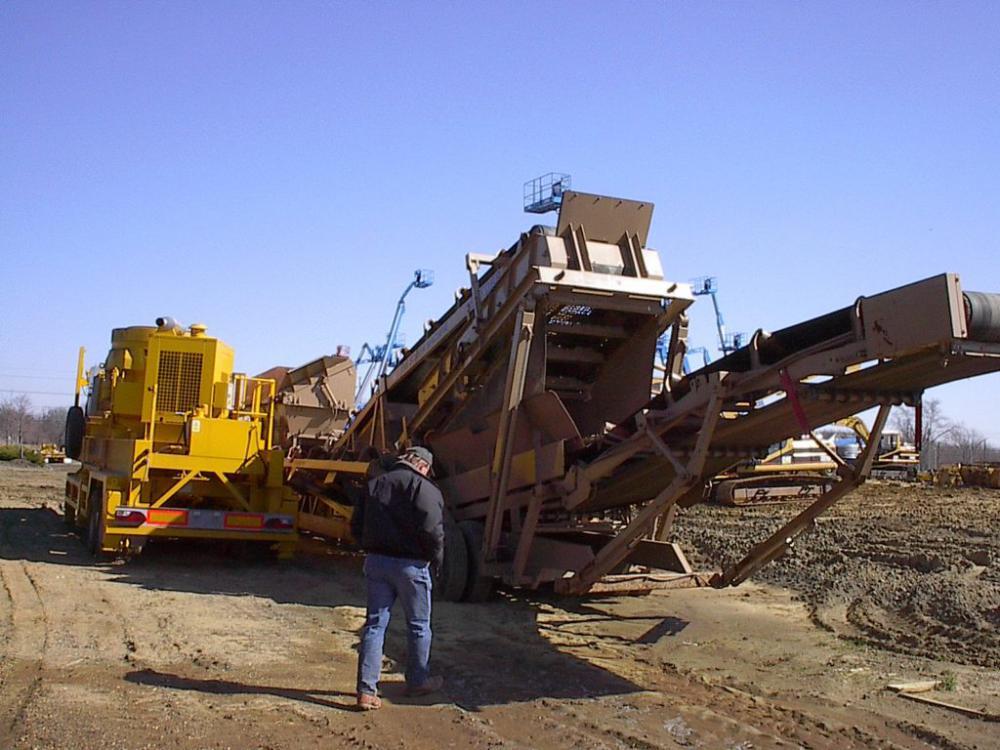 Beazer East Site Remediation, Port Newark