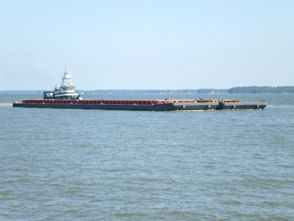 Cheatham Annex Naval Weapons Facility Maintenance Dredging