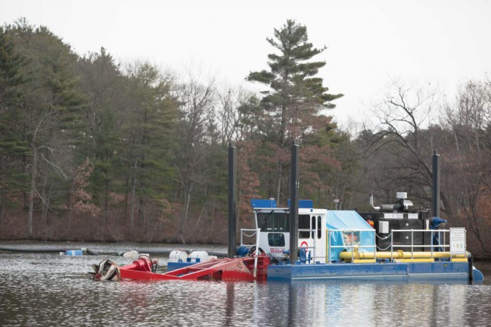 Morses Pond Dredging