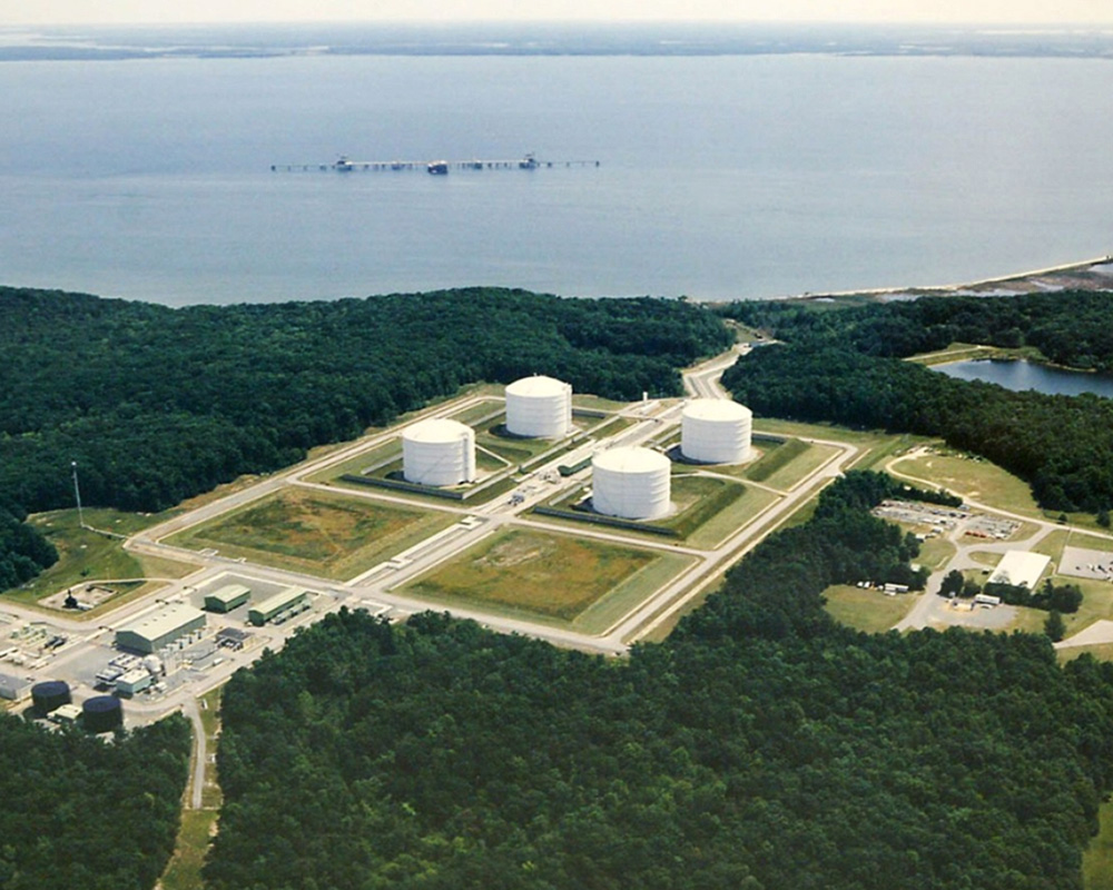Cove Point LNG Pipeline Dredging