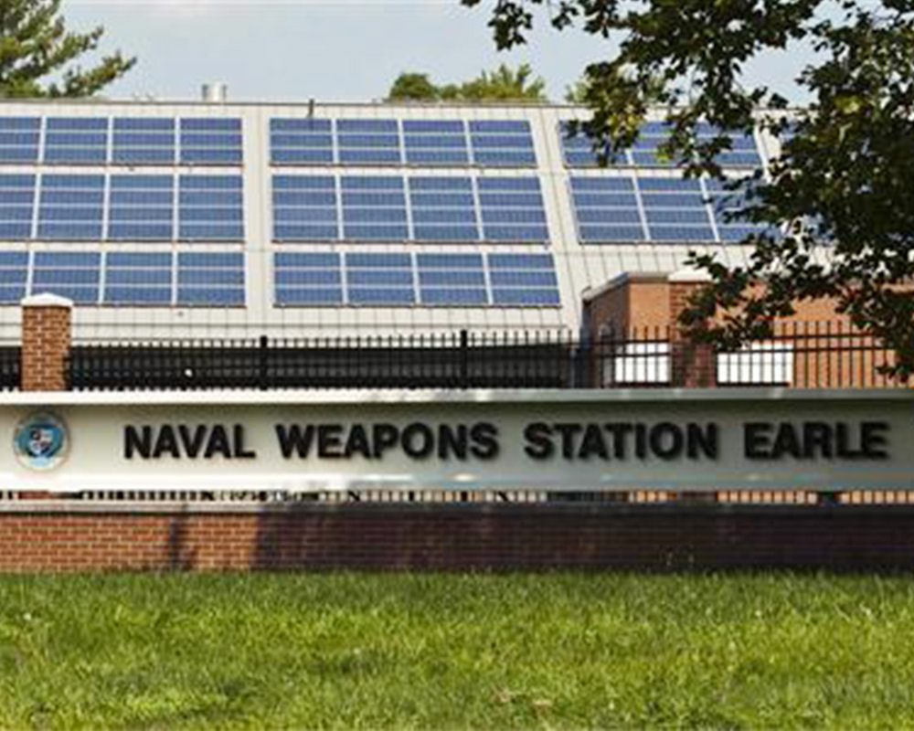 Naval Station Earle Weapons Facility Dredging