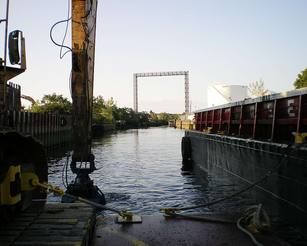 Eastchester Creek Channel Maintenance Dredging