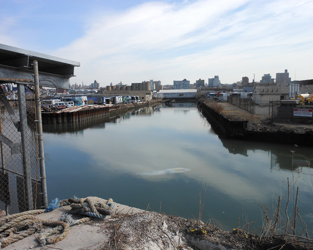 Gowanus Canal Pilot Test Program