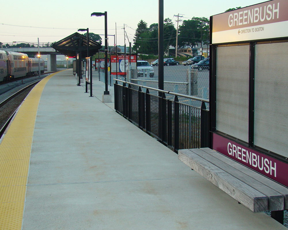 Greenbush Commuter Rail