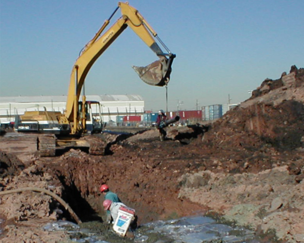 Beazer East Site Remediation, Nashua