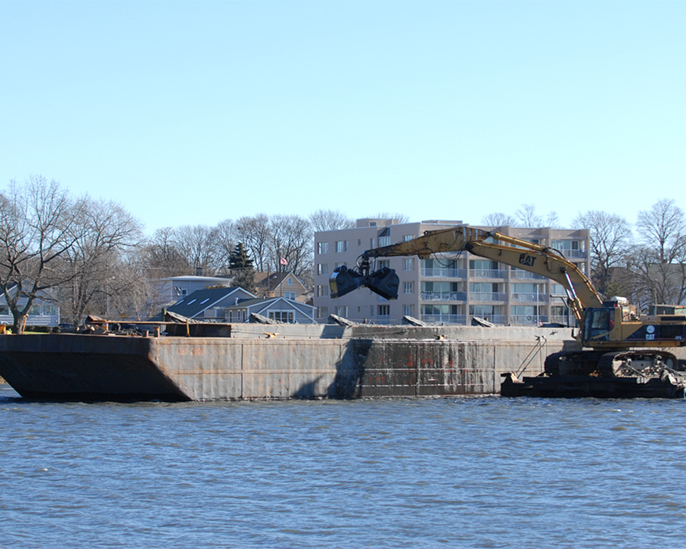 Norwalk Harbor Maintenance Dredging Phase I