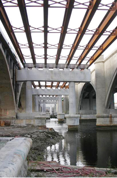 Washington Bridge Reconstruction, I-195