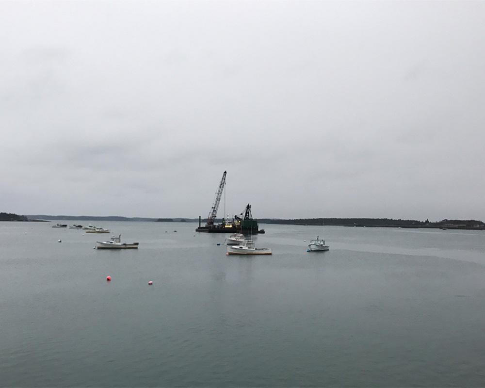 Beals Harbor / Pig Island Maintenance Dredging