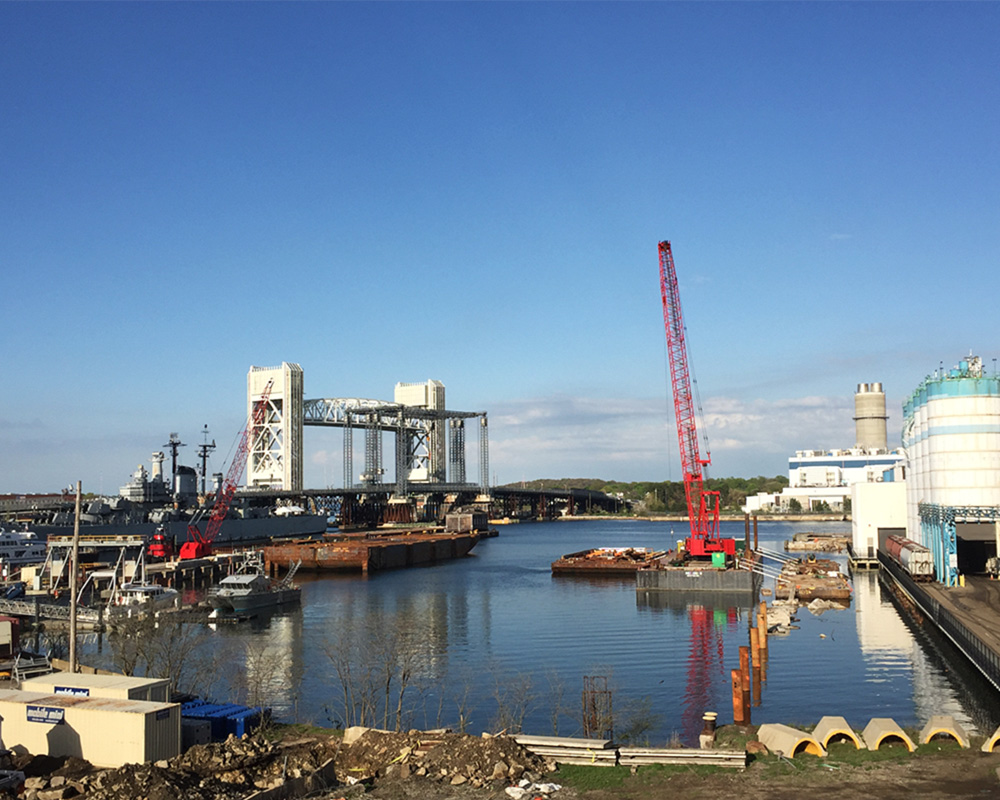 Fore River Bridge Replacement Support
