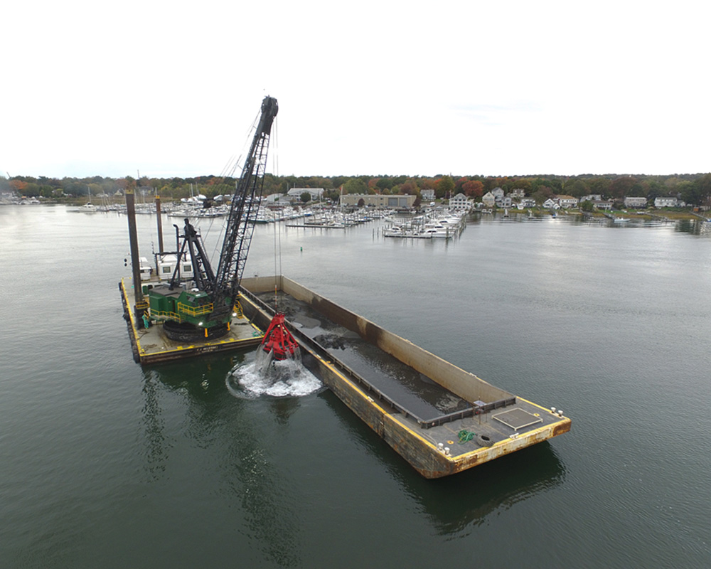 Housatonic River Maintenance Dredging