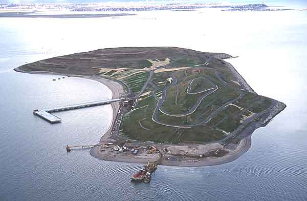 Spectacle Island Remediation / Land Reclamation