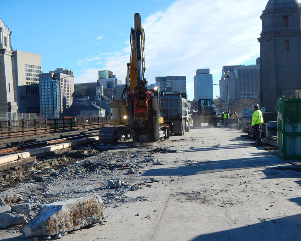 Longfellow Bridge Demolition / Replacement