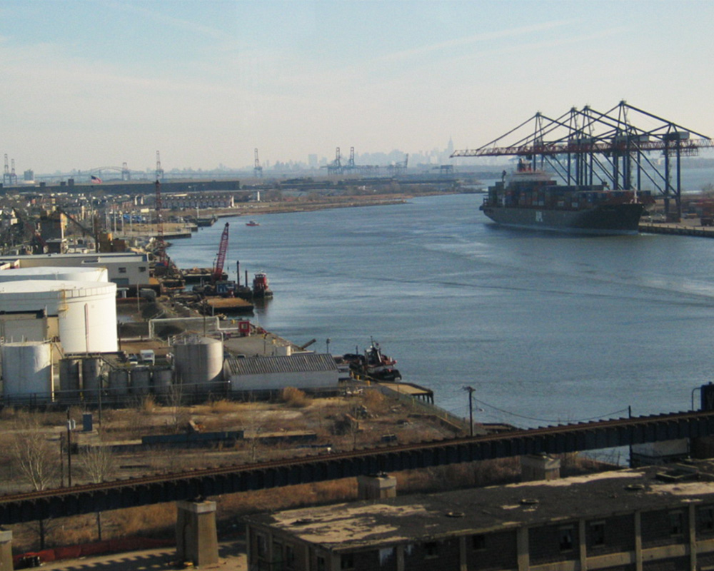 NY Container Terminal / Berth 3 Deepening