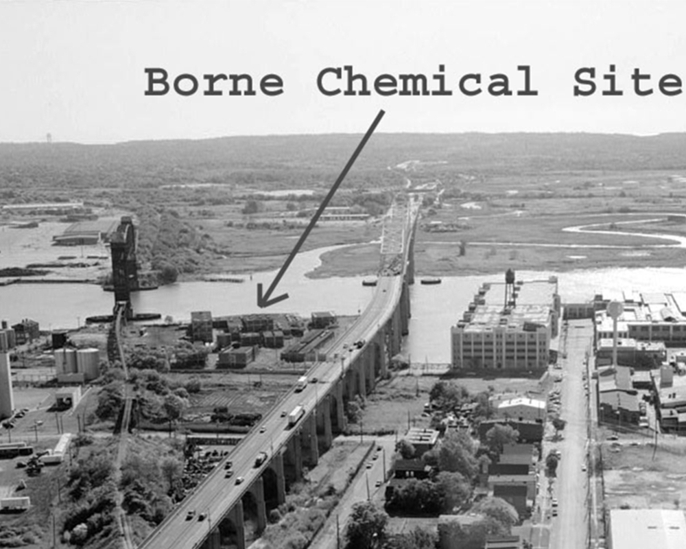 Borne Chemical Site Remediation