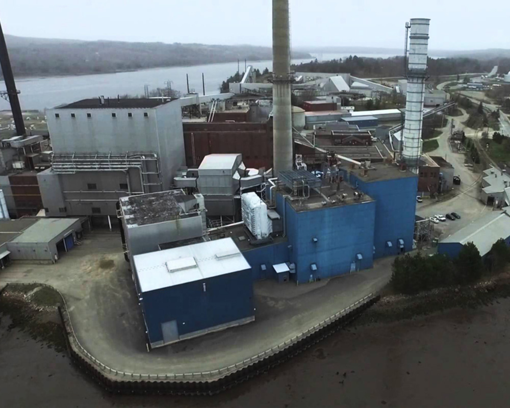 Bucksport Energy Piling Contract