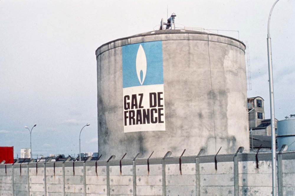Gaz De France LNG Storage