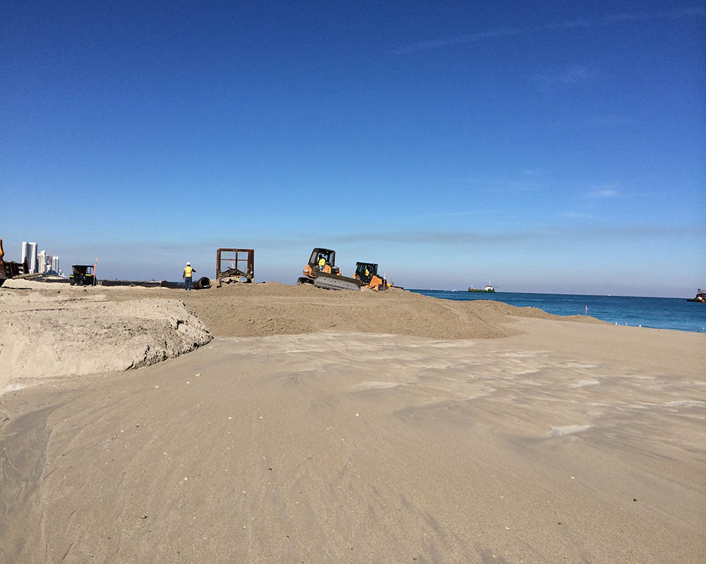 Bal Harbour Beach Erosion and Hurricane Protection