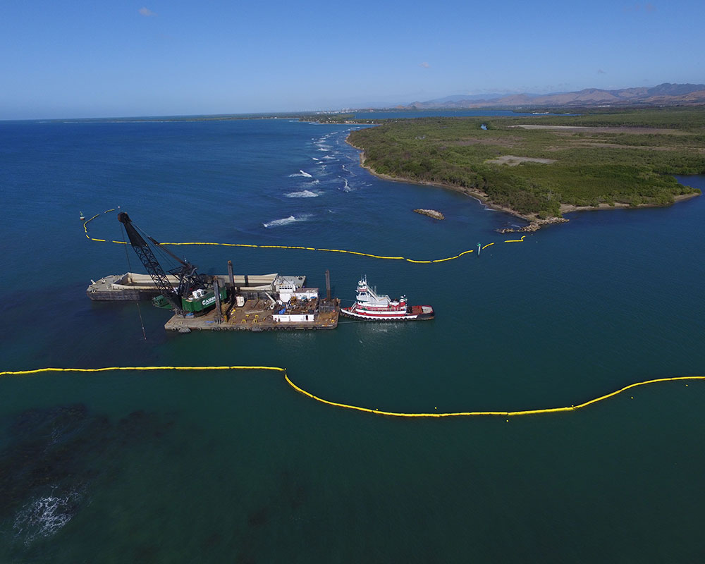 Las Mareas Harbor / Entrance Channel Dredging
