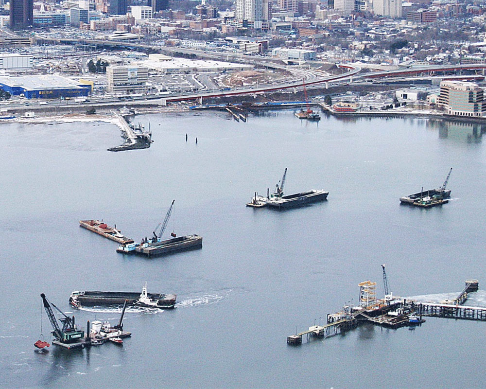 New Haven & Norwalk Harbor Maintenance Dredging