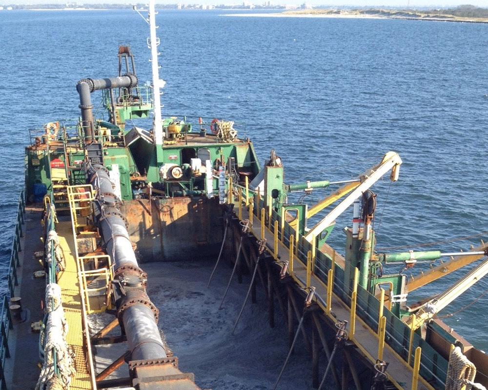Jamaica Bay / Rockaway Inlet Maintenance Dredging