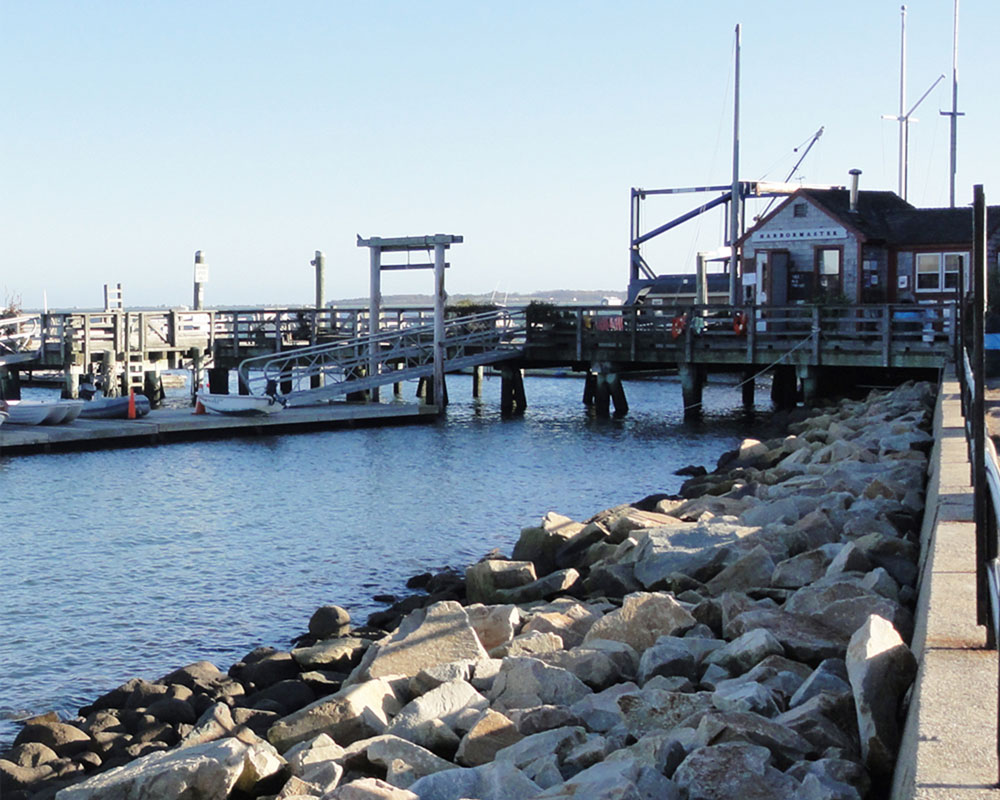 Duxbury Harbor Maintenance Dredging