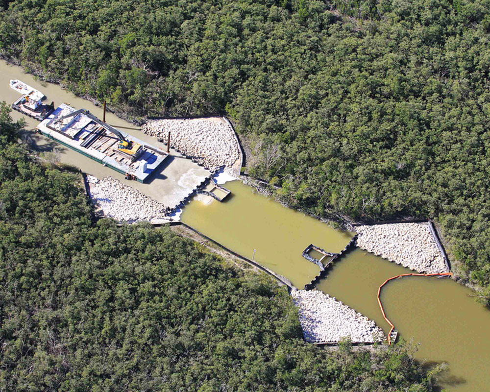 East Cape & Homestead Dams Replacement