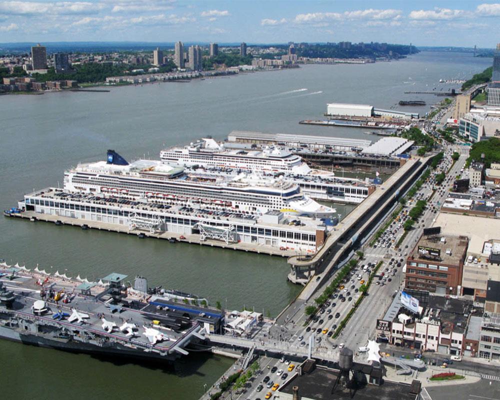 Manhattan Cruise Terminal Dredging