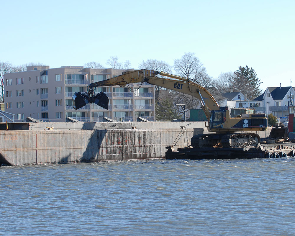 Norwalk Harbor Maintenance Dredging Phase II